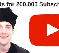 Secrets for 200,000+ YouTube Subscribers!