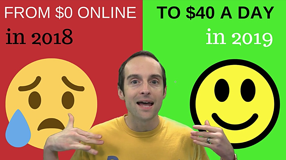 How to Earn from $0 to $40 a day online in 2019?