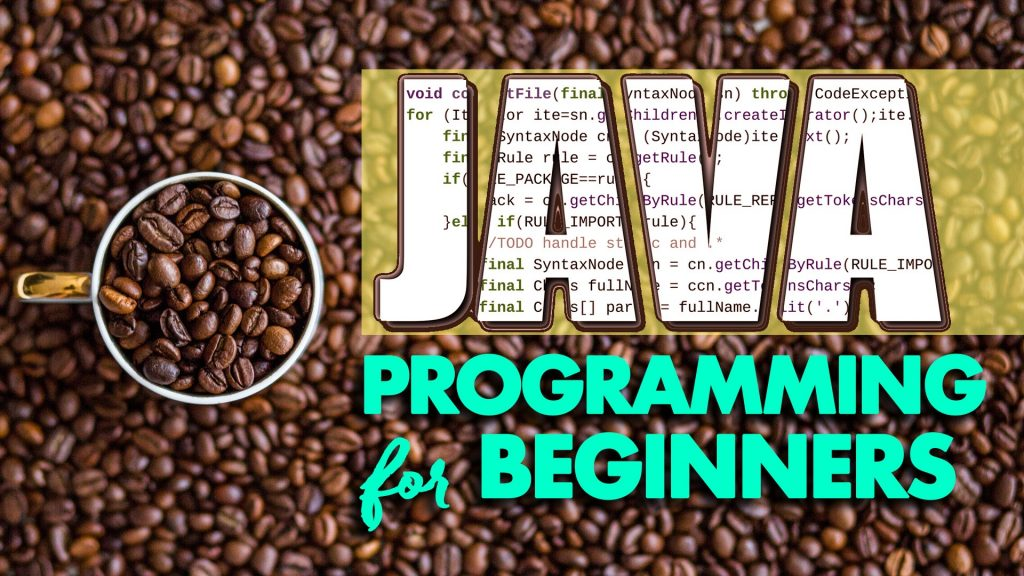 Java Programming for Beginners Coding Android Apps